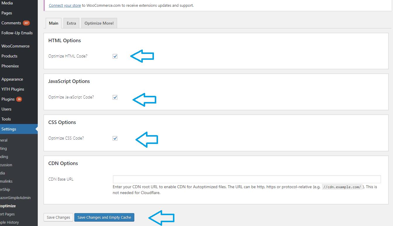 Optimizing CSS