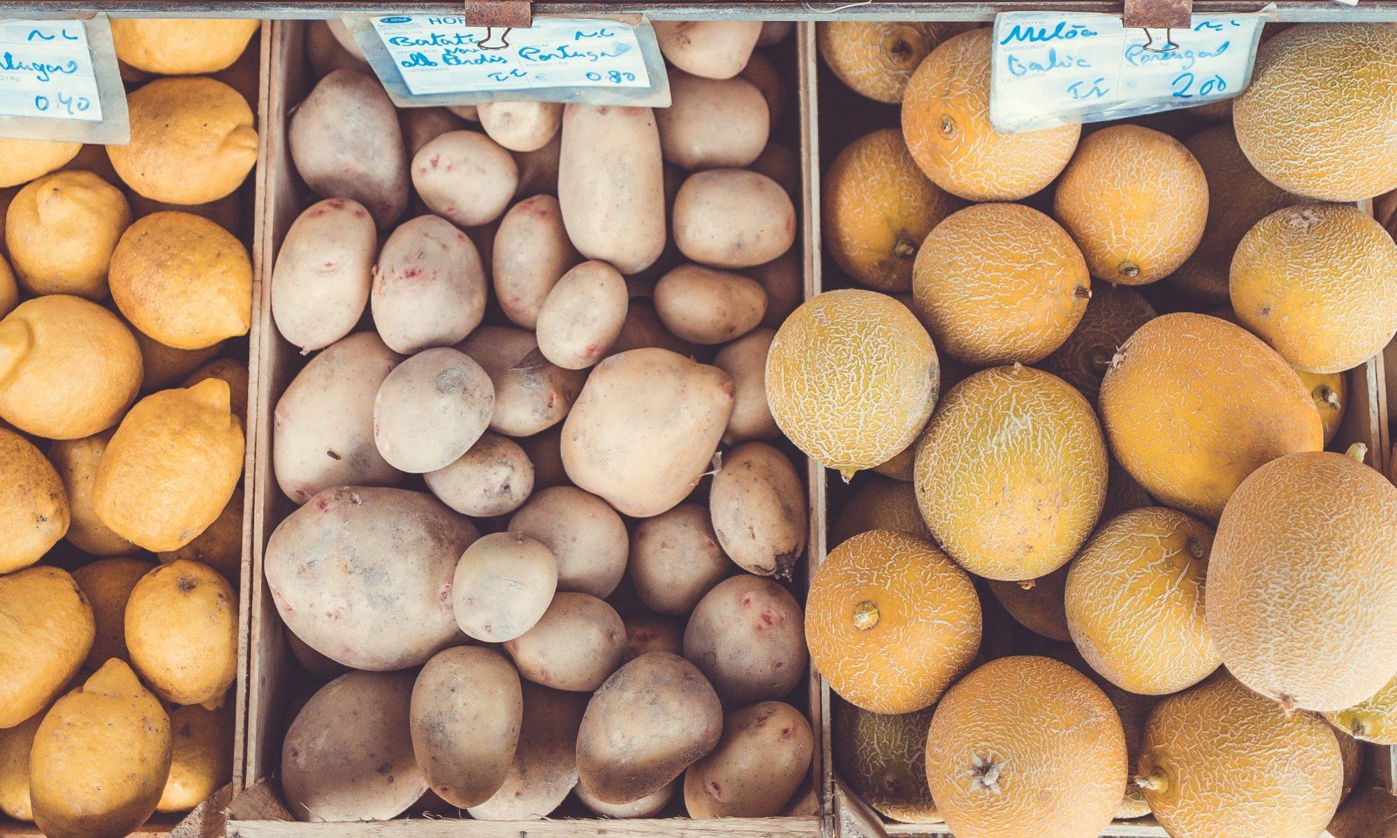 Sell vegetables Online